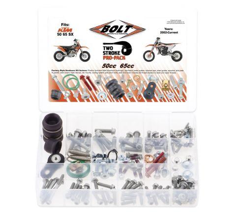 BOLT PRO-PACK KTM 50-65 SX