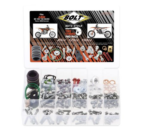 BOLT PRO-PACK KTM SX 85-150