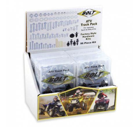 BOLT TRACK PACK UNIVERSALE ATV 6 PZ