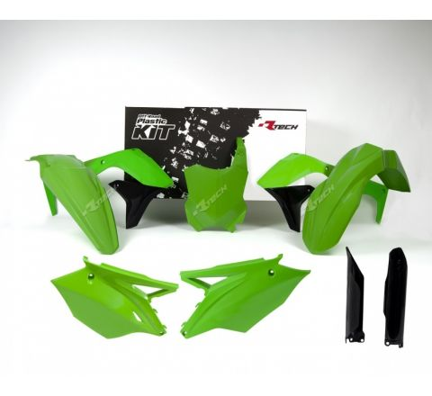 KAWASAKI USA FACTORY KIT REPLICA 6 PZ VERDE KXF-NE