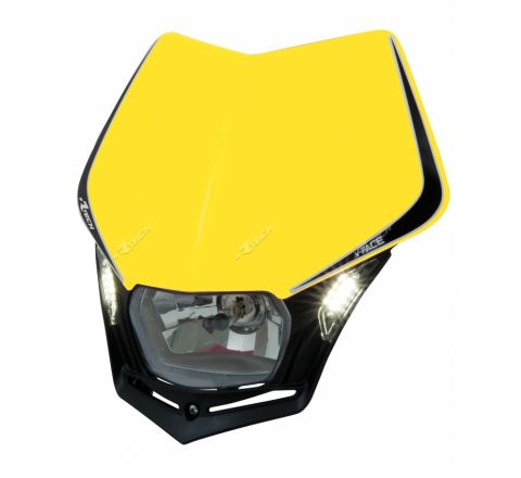 MASCHERINA PORTAFARO V-FACE  LED