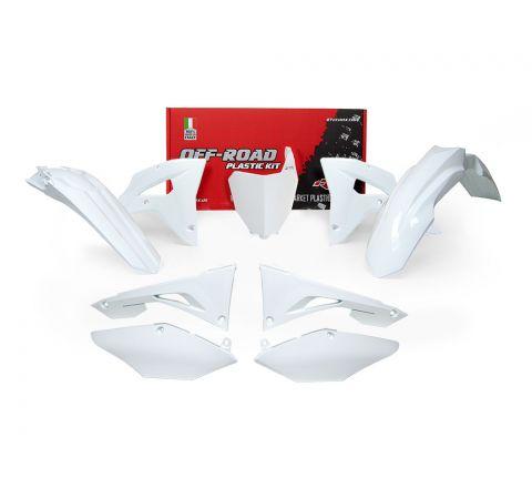 KIT PLASTICHE REPLICA 6 PZ + coperchio cassa filtro
