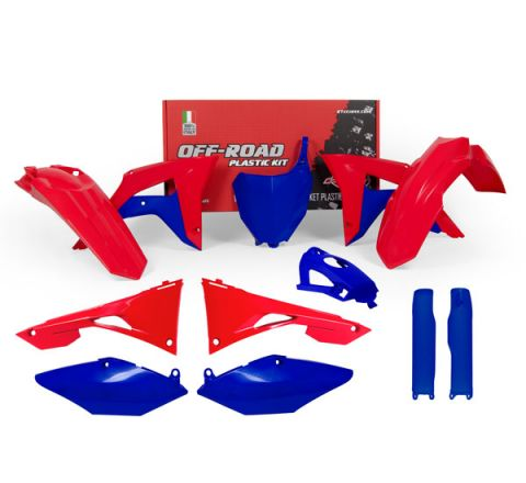 KIT PLASTICHE REPLICA 8 PZ