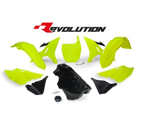 KIT PLASTICHE YZ REVOLUTION