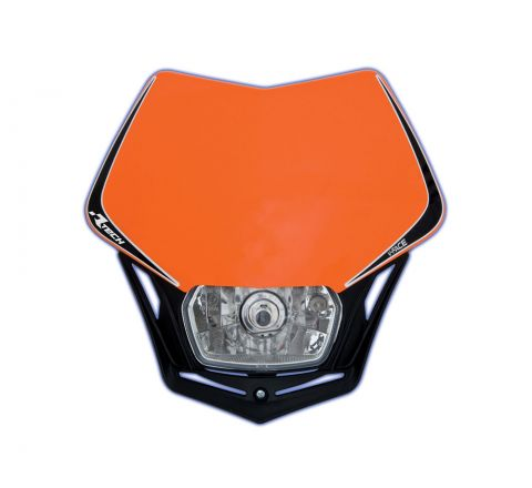 MASCHERINA PORTAFARO V-FACE FULL LED