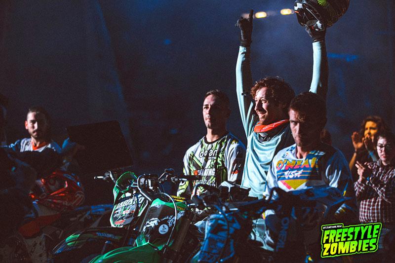 """Davide Rossi: chiusura d'anno eccezionale. Il 2020 si apre con """"Kings of extreme""""!"""