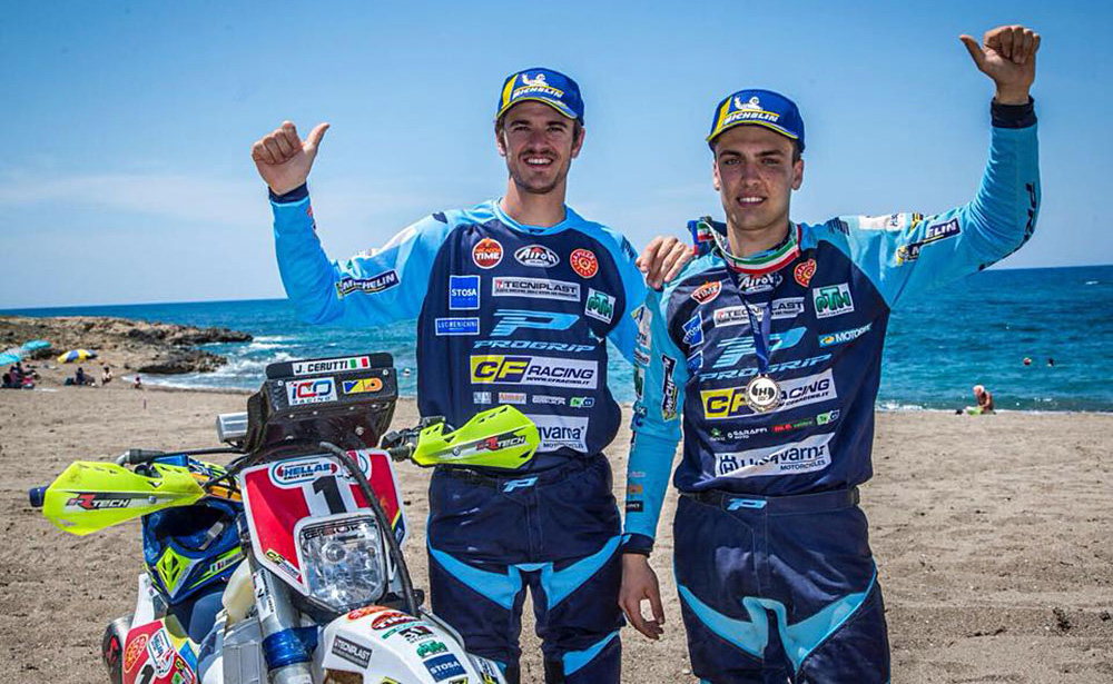 Vittoria assoluta all' Hellas Rally