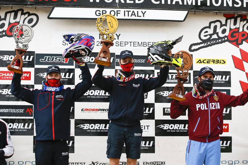 Holcombe e Freeman vincono al GP d'Italia