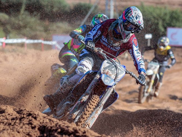 Internazionali d' Italia Riola Sardo - SDM Racing Yamaha